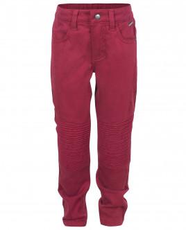 Розовые брюки с защипами OUTLET