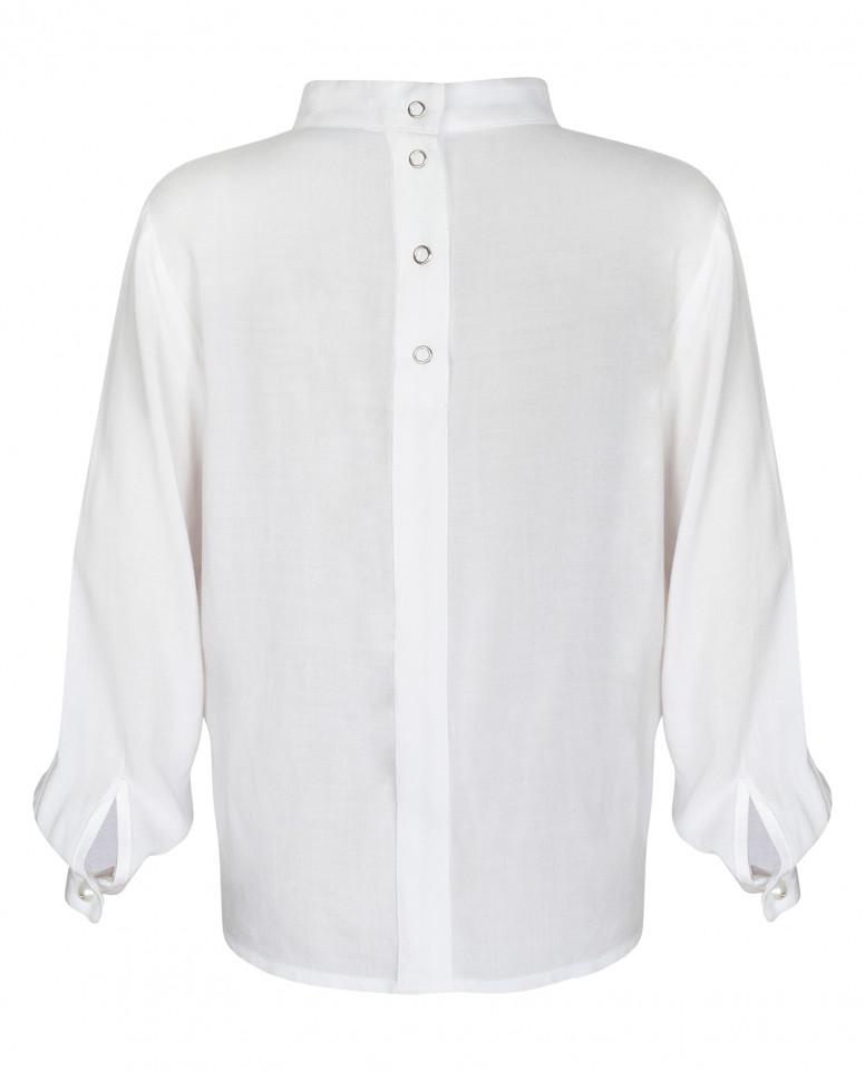 Блузка в английском ретростиле