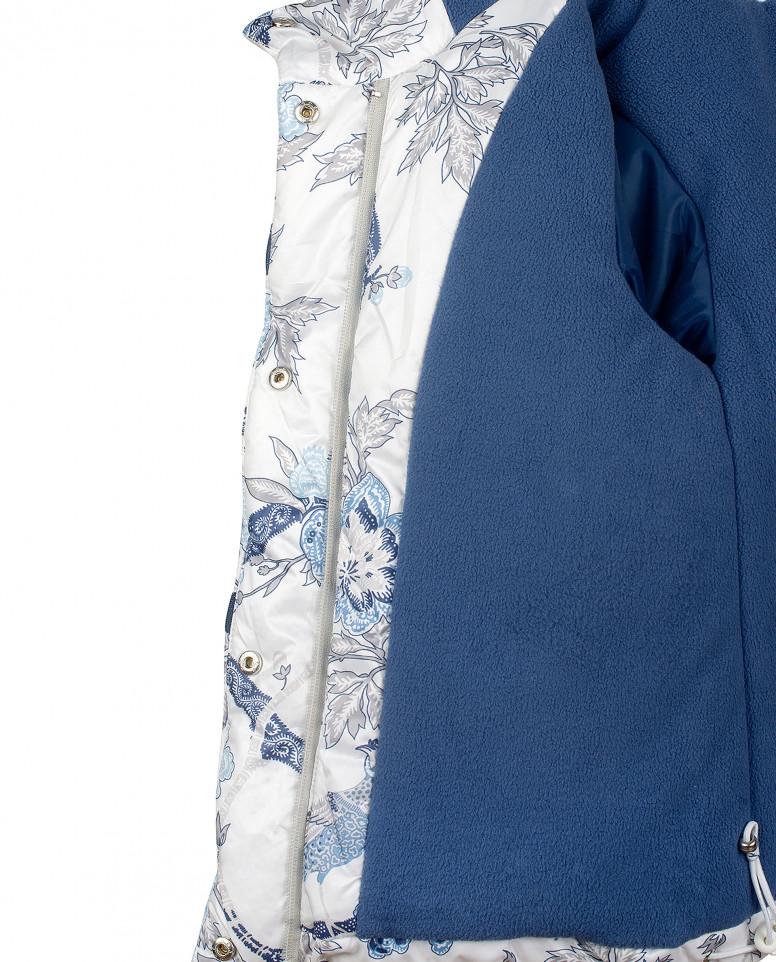 """Куртка с орнаментом """"Синяя птица"""""""