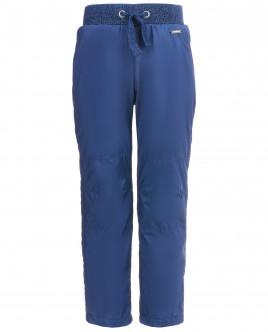 Демисезонные синие брюки OUTLET