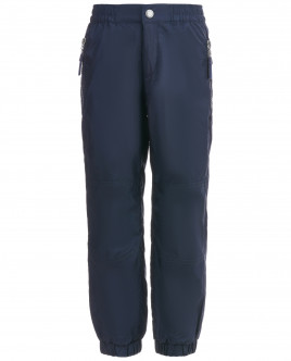 Синие демисезонные брюки OUTLET
