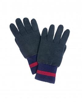 Зеленые вязаные перчатки OUTLET