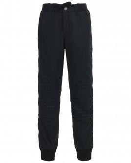 Черные демисезонные брюки OUTLET