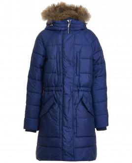 Пальто, декорированное тесьмой OUTLET