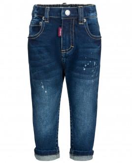 Прямые синие джинсы OUTLET