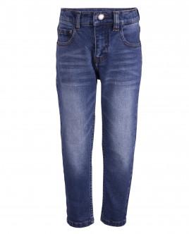 Прямые потертые джинсы OUTLET