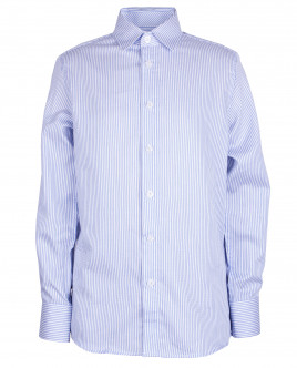 Рубашка в голубую полоску OUTLET