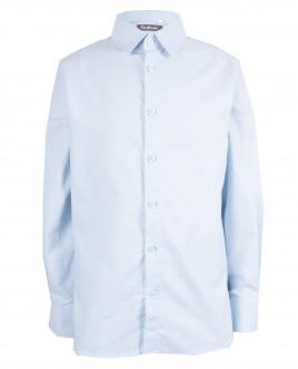 Голубая рубашка OUTLET
