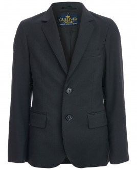 Классический черный пиджак Gulliver OUTLET