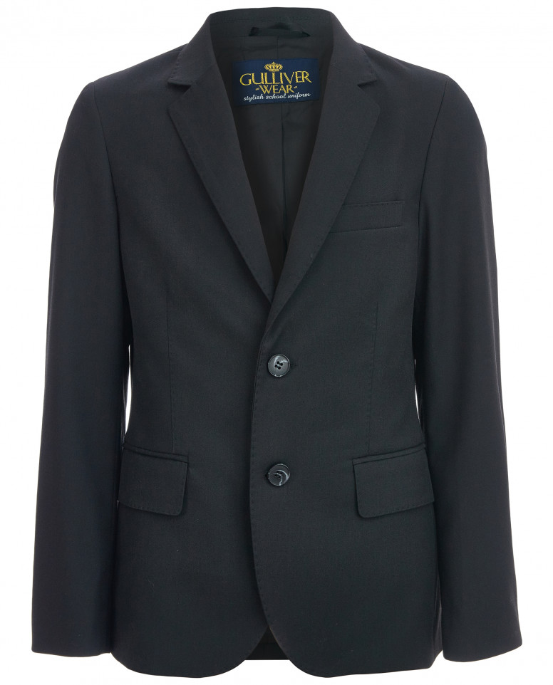 Классический черный пиджак