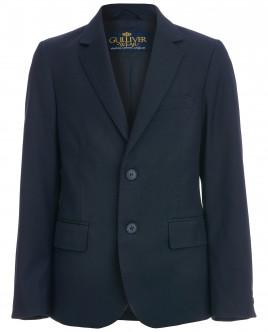 Классический синий пиджак Gulliver OUTLET