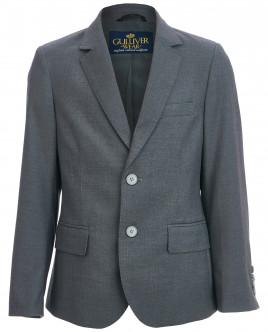 Классический серый пиджак OUTLET