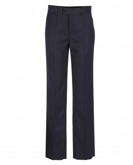 Темно-серые классические брюки OUTLET