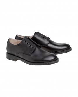Black shoes Velcro Gulliver