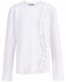 Блузка с рюшем на боку OUTLET