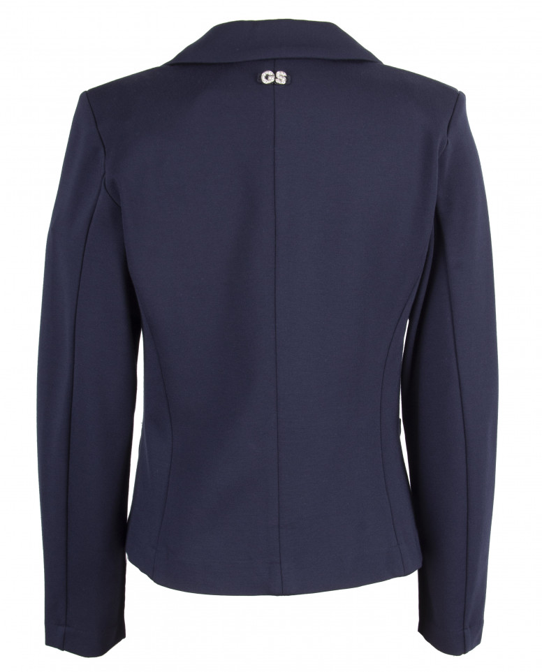 Классический синий пиджак