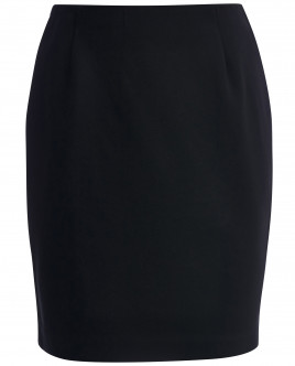Черная узкая юбка OUTLET