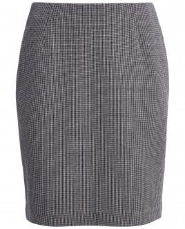 Серая узкая юбка OUTLET