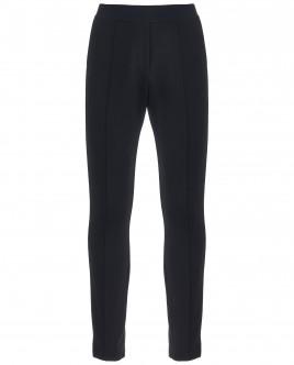"""Черные брюки из """"джерси"""" OUTLET"""