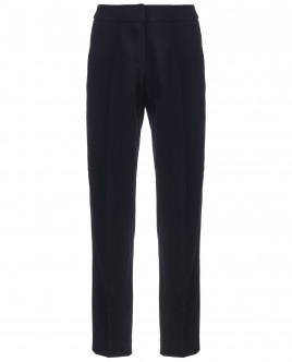Черные брюки с лампасами OUTLET