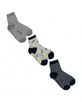 Купить со скидкой Комплект носков, 3 пары