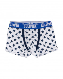 White ornate panties Gulliver
