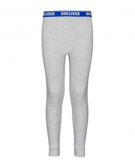Grey long underwear Gulliver