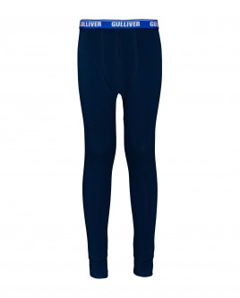 Blue long underwear Gulliver