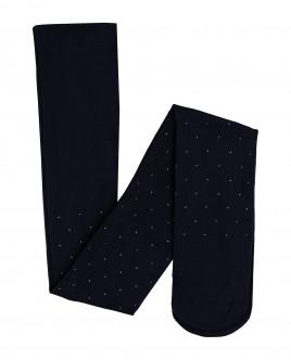 Купить 21900GC8413, Синие колготки с орнаментом, Gulliver Wear, синий, 158-164, Женский