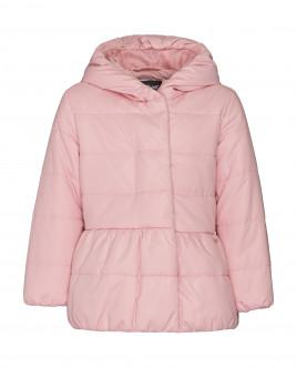 Розовая демисезонная куртка Gulliver