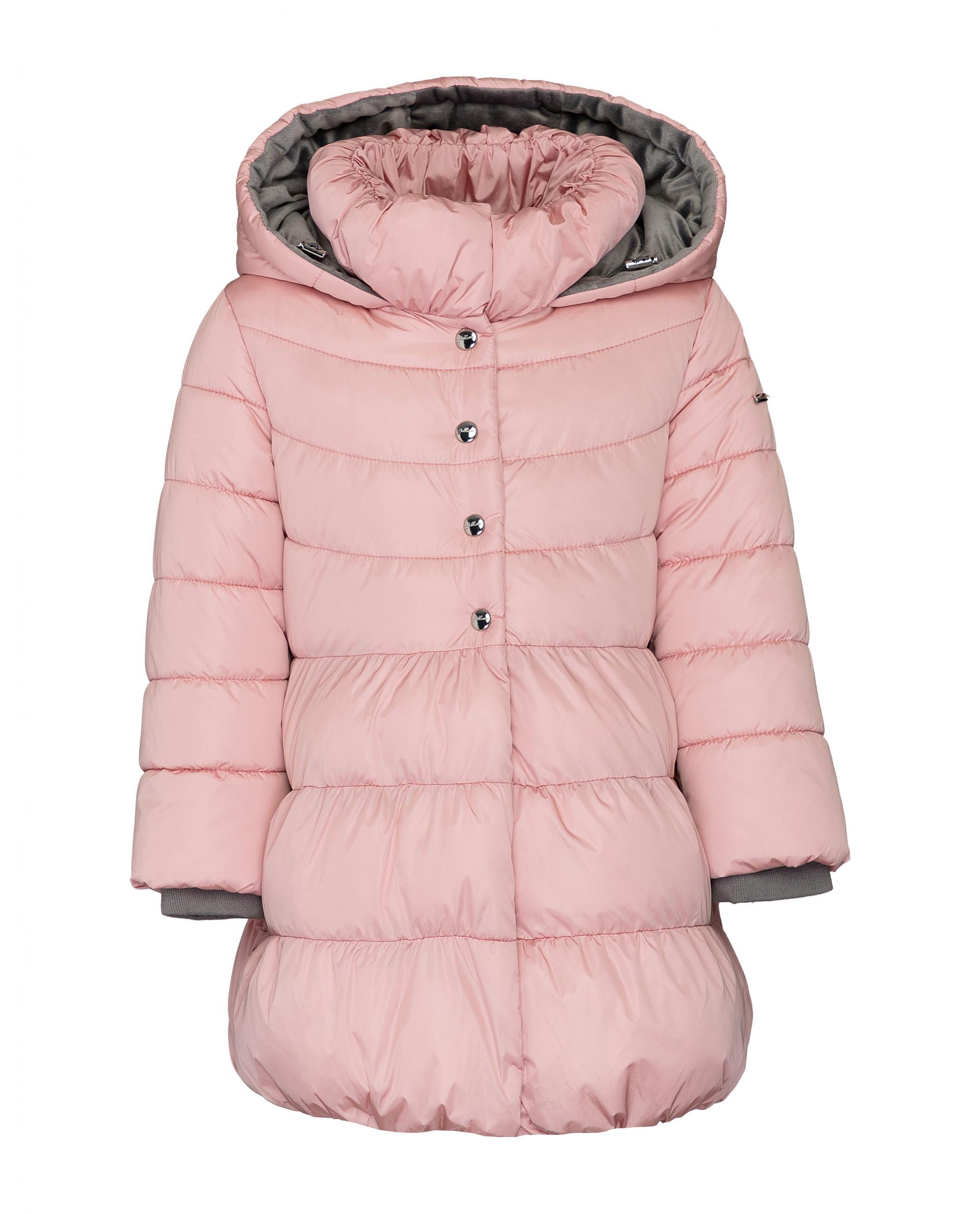 Детское розовое зимнее пальто gulliver Gulliver – купить в