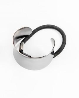 Купить 21902GMA1204, Резинка для волос, Gulliver Wear, серый, Без размера, Женский