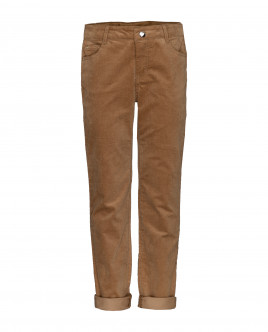 Beige trousers Gulliver