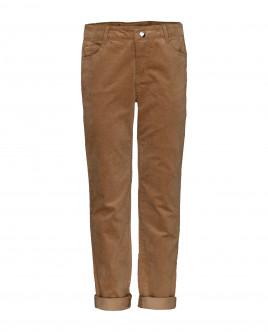 Купить 21902GMC6307, Бежевые брюки, Gulliver Wear, бежевый, 104, Женский