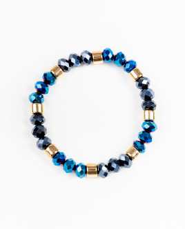 Синий браслет Gulliver