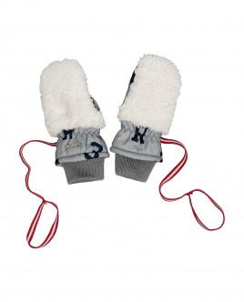Grey mittens Gulliver