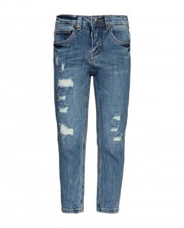 Синие джинсы Gulliver