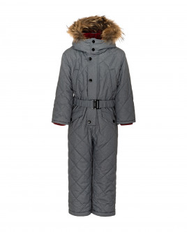 Grey snowsuit Gulliver
