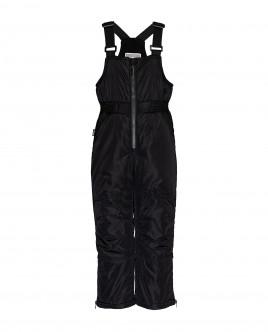 Купить 21905BMC6702, Черный зимний полукомбинезон, Gulliver Wear, черный, 104, Мужской