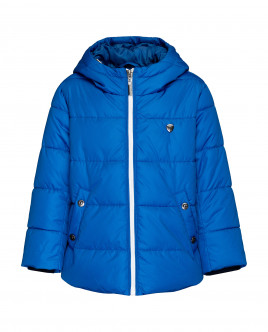 Blue winter jacket Gulliver