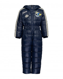 Blue snowsuit Gulliver