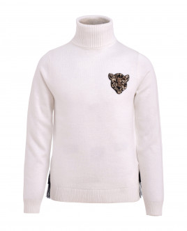 White turtleneck Gulliver