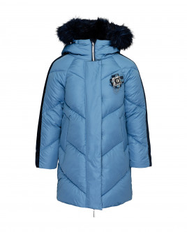 Blue winter coat Gulliver