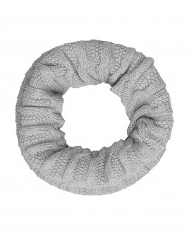 White knitted collar Gulliver