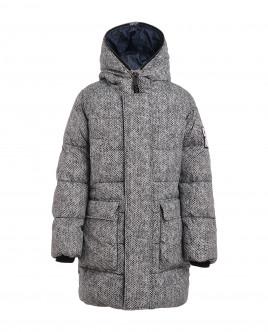 Grey winter coat Gulliver