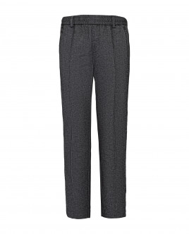 Grey trousers Gulliver