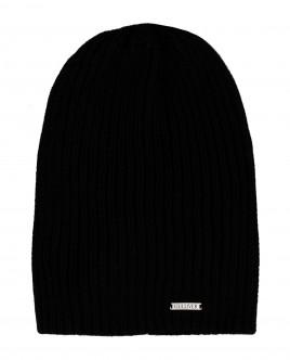 Black knitted hat Gulliver