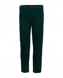 Green trousers Gulliver