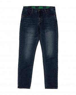 Купить 21911BJC6306, Синие джинсы, Gulliver Wear, синий, 134, Мужской