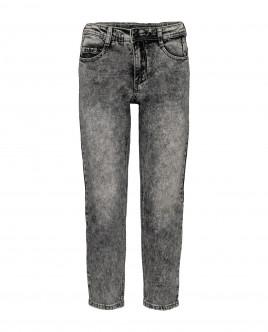 Серые джинсы Gulliver
